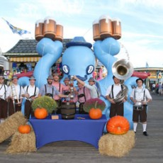 Things to do in Cape May County, NJ for Kids: Morey's Piers Oktoberfest ***Hours Vary***, Morey's Piers & Beachfront Water Parks