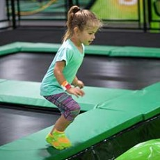 Things to do in Myrtle Beach, SC for Kids: Rockin' Tots, Rockin' Jump - Myrtle Beach