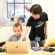 Drop-In Learning - Coding Education