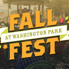 Fall Fest Weekend at Washington Park