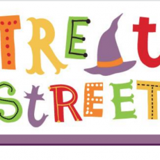 Halloween Treat Street!