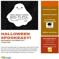 Things to do in Worcester, MA for Kids: Halloween Spookeasy!, Kids Zone Dental