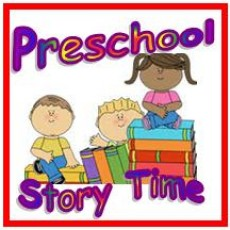 Storytime, Rising Readers Age 3-5