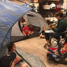 Tent Tales - Storytime at L.L.Bean