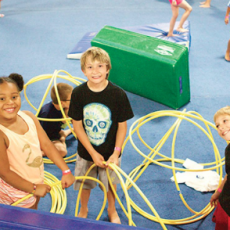 Things to do in Burnsville-Shakopee, MN for Kids: Saturday Open Gym - All Ages, Elite Gymnastics Academy