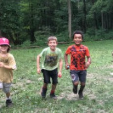 Things to do in Eastern Main Line, PA for Kids: Kids Run Wild, The Schuylkill Center for Environmental Education
