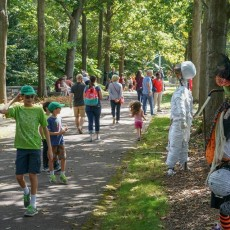 Main Line, PA Events: Scarecrow Walk