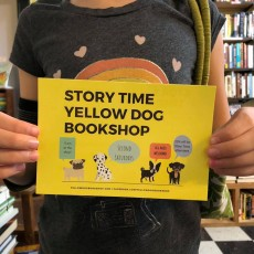 Story Time at Yellow Dog Bookshop