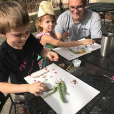 Things to do in Myrtle Beach, SC for Kids: HOMESCHOOL EXPLORERS - Fur, Feathers, and Scales, Brookgreen Gardens