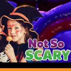 Things to do in Laurel-Columbia, MD for Kids: Not So Scary Halloween Event, Pump It Up of Elkridge