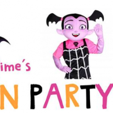 Things to do in Wellesley-Framingham, MA for Kids: Halloween Party with Vampirina @ Natick, Jam Time - Natick