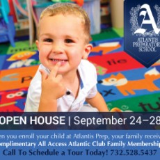 Things to do in Southern Monmouth, NJ for Kids: Atlantis Prep Open House, Atlantis Prep School