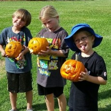 Things to do in San Diego East County, CA for Kids: Campground Scarecrow Festival , Santee Lakes
