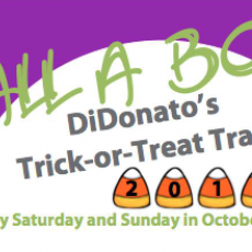 Things to do in Atlantic County, NJ: DiDonato's Trick-or-Treat Train