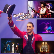 Things to do in Roseville, CA for Kids: Circus Vargas: Dreaming of Pirates, Circus Vargas