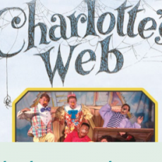 Things to do in Brookline-Norwood, MA for Kids: Charlotte's Web - 11 am Show , JCC Greater Boston