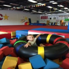 Little Dippers Gymnastics Ages 3 & 4