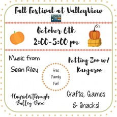 Fall Festival at Valley View