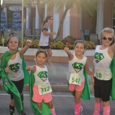 Thin Mint Sprint 5K and Tagalong Trot