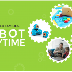 Things to do in Santa Monica-Malibu, CA: Connected Families: Robot Playtime at Main