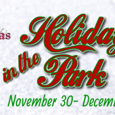 Things to do in League City, TX for Kids: Holiday in the Park, The League City Proud Organization