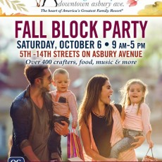 Fall Block Party and Fireworks Spectacular
