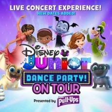 Things to do in Tulsa South, OK for Kids: Disney Jr. Dance Party!, Tulsa County