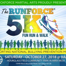 The RUNFORCE 5K