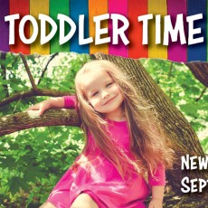 Eastern Main Line, PA Events: Toddler Time