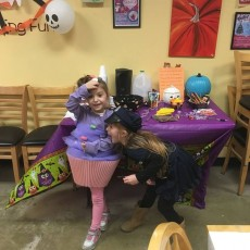 Doylestown-Horsham, PA Events for Kids: Halloween at Color Me Mine