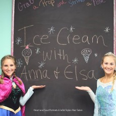 Things to do in Doylestown-Horsham, PA: Frozen Themed Ice Cream Social and Make-Over
