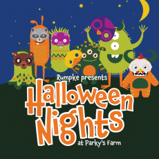 Halloween Nights at Parky's Farm | Oct 11-28