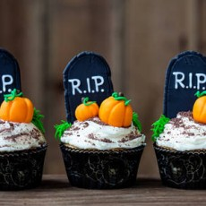 halloween cupcake wars pizza ages 8 13