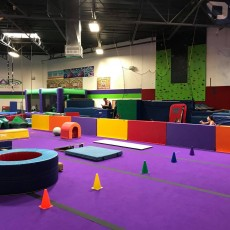 Things to do in Lake Elsinore-Menifee, CA for Kids: Open Gym, Twistn'u Training Facility