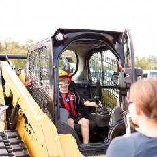 Things to do in Richmond South, VA for Kids: 14th Annual Touch a Truck, Junior League of Richmond