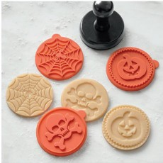 Halloween Party Featuring Cookie Stamps