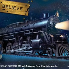 Things to do in Lakewood, CO for Kids: The Polar Express Train Ride, Colorado Railroad Museum
