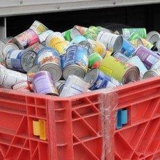 Scare Away Hunger with Fall Food Drive