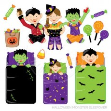 Spooky Sleepover Family Halloween Camp In