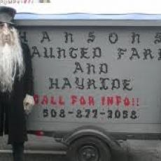 Things to do in Wellesley-Framingham, MA for Kids: Haunted Hayride, Hanson's Farm
