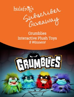 Skyrocket Grumblies October 2018 Giveaway