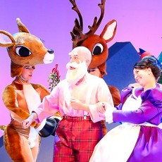 Things to do in Folsom-EDH, CA: Rudolph the Red-Nosed Reindeer - The Musical (National Tour)