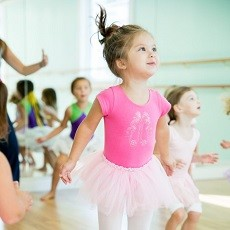 Twirl Dance Classes, Ages: 2.5 - 8