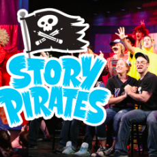 Things to do in Whittier, CA for Kids: Story Pirates, La Mirada Theatre for the Performing Arts