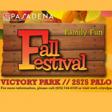 Family Fun Fall Festival