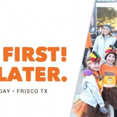 2018 North Texas Turkey Trot benefiting The Miracle League of Frisco