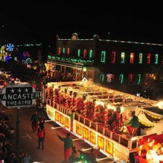 Things to do in Flower Mound-Lewisville, TX: Parade of Lights Downtown Grapevine