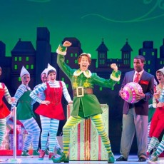 Things to do in Flower Mound-Lewisville, TX for Kids: ELF The Musical, Music Hall at Fair Park