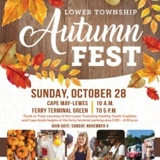 Lower Twp. Autumn Fest & Trunk or Treat