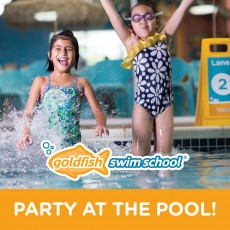 Things to do in Laurel-Columbia, MD for Kids: Goldfish Anniversary Party!, Goldfish Swim School - Columbia